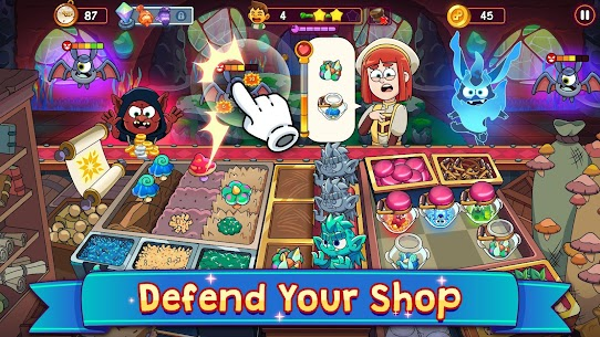 Potion Punch 2 MOD Apk 1.8.3 (Unlimited Crystals) 2