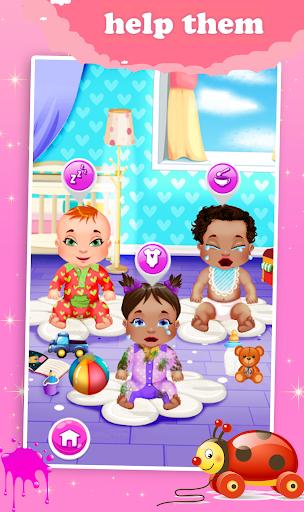 Baby Caring Bath And Dress Up 12.0 screenshots 2