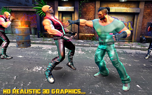 Kung Fu Commando 2020 : New Fighting Games 2020 4.6 screenshots 1