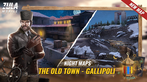 Zula Mobile: Gallipoli Season: Multiplayer FPS  screenshots 17