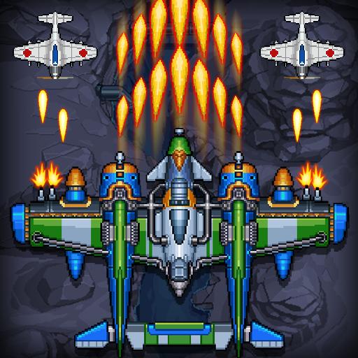 1945 공군: 슈팅 비행기게임 - 고전게임