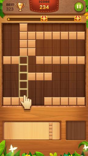 Block Puzzle:Brain Training Test Wood Jewel Games screenshots 3