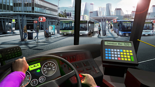 Bus Simulator 2020: Coach Bus Driving Game screenshots 2
