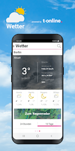 Wetter by tonline  For Pc Or Laptop Windows(7,8,10) & Mac Free Download 1