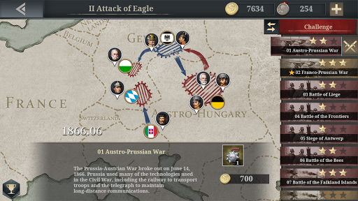 European War 6:1914 - WW1 Strategy Game  screenshots 14