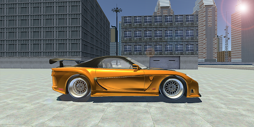 RX-7 VeilSide Drift Simulator: Car Games Racing 3D  screenshots 3