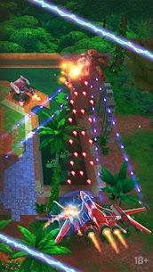 HAWK: Airplane Games. Shoot Em Up Mod Apk 35.1.25614 (Menu Mod) 4