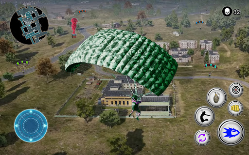 Offline Player Squad Fire:Free Shooting Games 2021  screenshots 1
