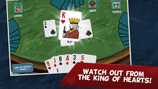 Trix Sheikh El Koba: No 1 Playing Card Game 6.8 Screenshots 6