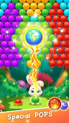 Rabbit Pop- Bubble Mania screenshots 4