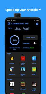 CoreBooster App Game Booster v4.1.0-rc6 Mod APK 4