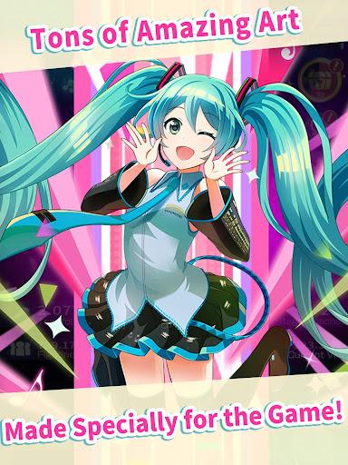 Hatsune Miku - Tap Wonder android2mod screenshots 9