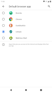 Untrack: Stop Link Tracking Mod Apk (Paid) 3