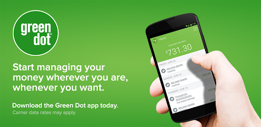 Green Dot Mobile Banking Apps On Google Play