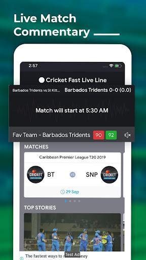 Cricket Fast live line - IPL Score 2021  Paidproapk.com 1