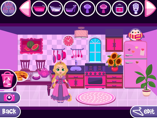 My Princess Castle - Doll and Home Decoration Game 1.2 screenshots 15