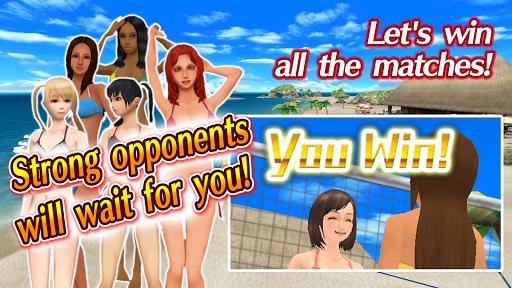Beach Volleyball Paradise 1.0.4 screenshots 15