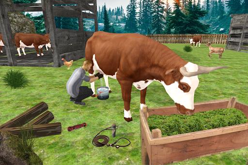 Farm Animal Simulator: Family Farming  Screenshots 2