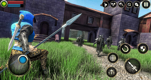 Ninja Assassin Samurai 2020: Creed Fighting Games 2.0 screenshots 8