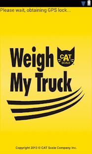 Weigh My Truck