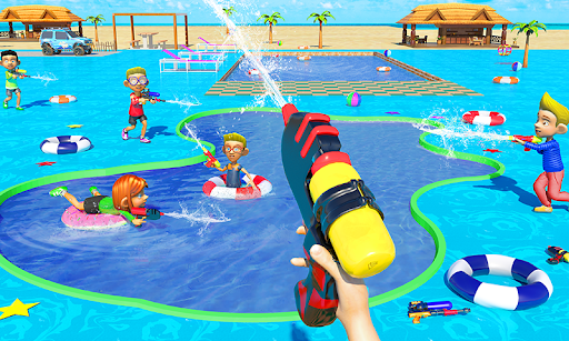 Battle Arena Water Shooting Stealth Mission 1.0.3 screenshots 3