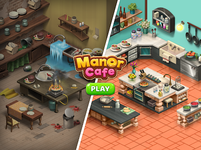 Manor Cafe Screenshot
