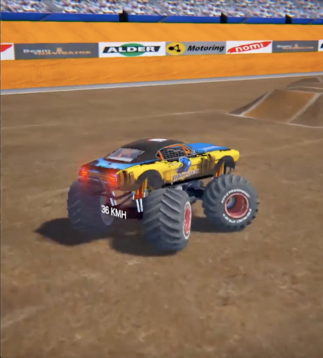 Monster Truck 3.5 screenshots 5