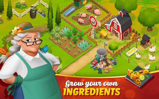 Tasty Town - Cooking & Restaurant Game ud83cudf54ud83cudf5f  screenshots 14