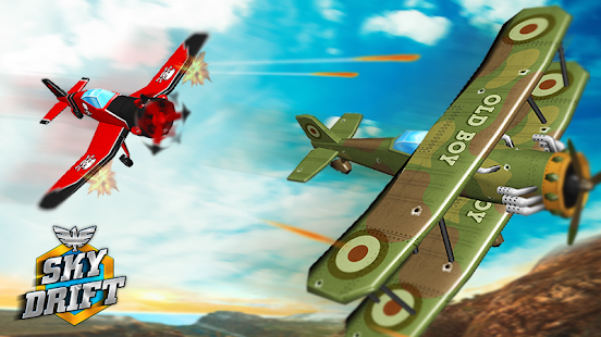 sky drift - air race battle hack