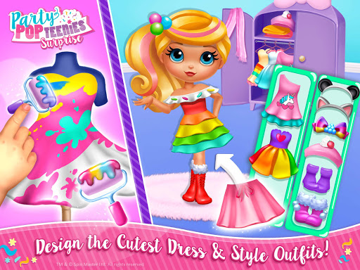 Party Popteenies Surprise - Rainbow Pop Fiesta 3.0.30008 screenshots 12