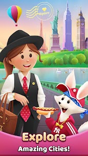 Wonderful World: New Puzzle Adventure Match 3 Game Apk Mod + OBB/Data for Android. 3