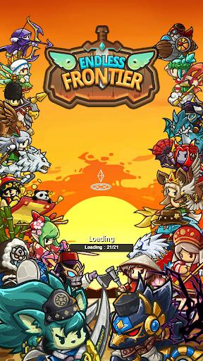 Endless Frontier, RPG online APK MOD – Pièces de Monnaie Illimitées (Astuce) screenshots hack proof 1