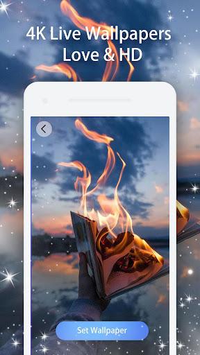 4K Live Wallpapers - Loveu3001HD modavailable screenshots 3