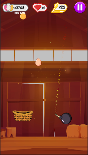 Code Triche Egg Rain (Astuce) APK MOD screenshots 3