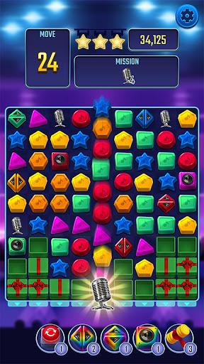 Puzzle Idol - Match 3 Star 1.2.3 screenshots 4