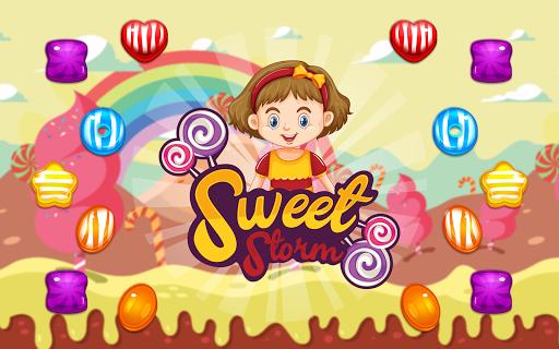 Sweet Candy Sugar :matching candy sugar screenshots 6