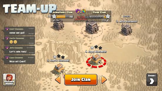 Clash of Clans 14.93.2 APK +  (Unlimited money)