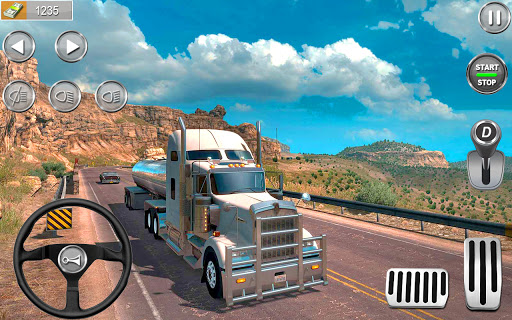 American Cargo Truck Simulator : Truck Driving Sim 1.1 screenshots 17