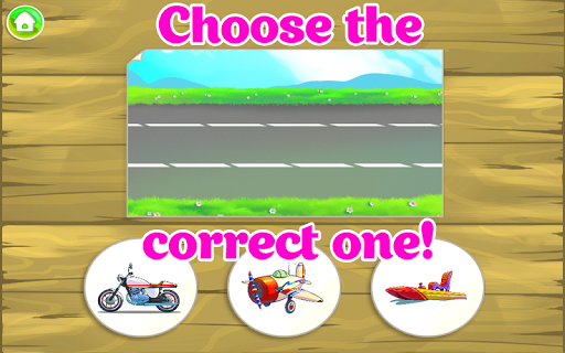Learning Transport Vehicles for Kids and Toddlers 1.3.6 screenshots 9
