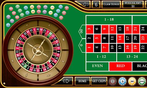Roulette - Casino Style! apktram screenshots 6