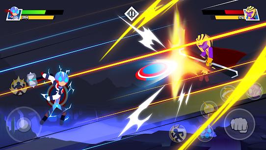 Stickman Combat – Superhero Fighter Apk Download NEW 2021 2