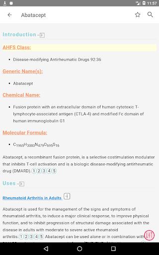 AHFS Drug Information (2021) 3.5.14 Screenshots 17
