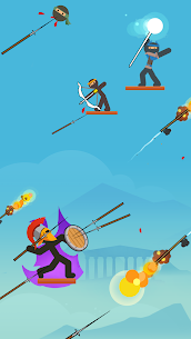 The Warrior – Top Stickman 4