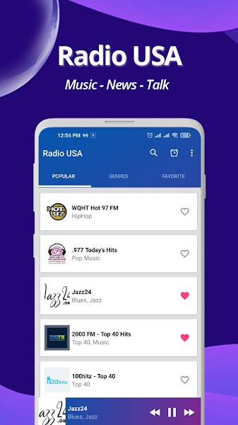 Radio USA - Online United States FM Radio