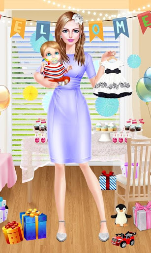 Baby Shower Day - Party Salon 1.3 Screenshots 4