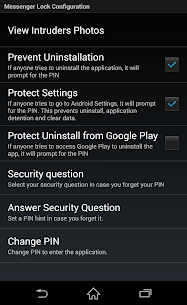 Messenger and Chat Lock 4.0.2 Apk 4