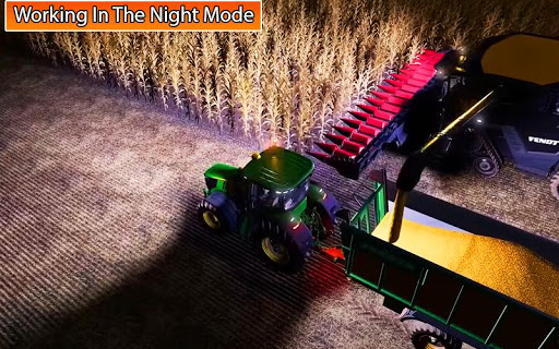Offroad Tractor Farming Simulator 2021 modavailable screenshots 2