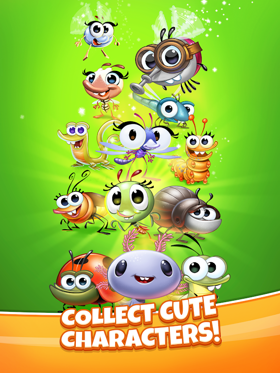 Best Fiends Stars - Free Puzzle Game poster 13