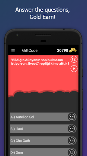 GiftCode - Free Game Codes android2mod screenshots 3