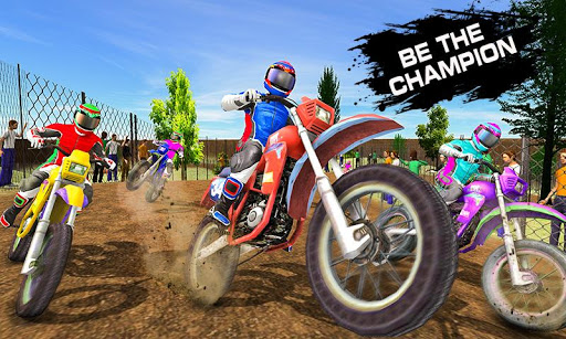 Dirt Track Racing 2019: Moto Racer Championship 1.5 Screenshots 5